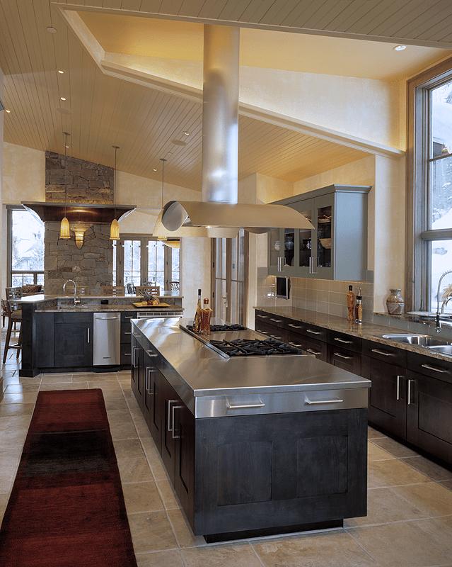 Modern Contemporary Kitchen 2