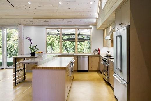 Open Modern Kitchen Design