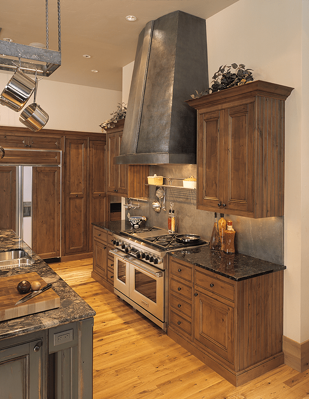 Transitional Elegance Kitchen